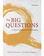 The Big Questions: A…, 9781133610649