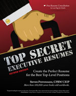 Top Secret Executive…