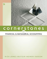 Cornerstones of Fina…, 9780538473484