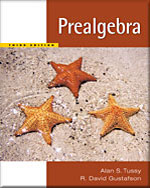Prealgebra (with CD-…,9780534402808