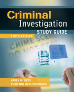 Study Guide for Crim…,9781435469969