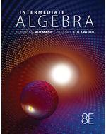 Intermediate Algebra…,9781111579494