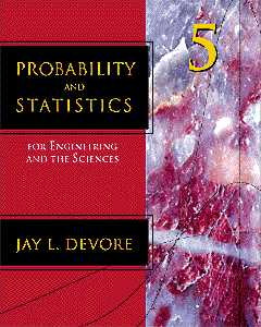Probability and Stat…, 9780534372811