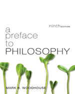 A Preface to Philoso…,9781133050032