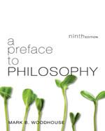 A Preface to Philoso…, 9781133050032