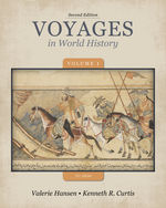 Voyages in World His…, 9781133607823