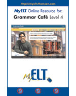 Grammar Cafe Level 4…, 9781424016921