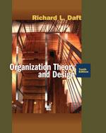 Organization Theory …