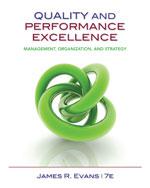 Quality & Performanc…, 9781133955931