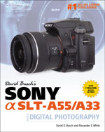 David Busch's Sony A…,9781435459441