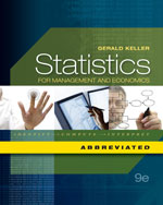 Statistics for Manag…, 9781111527327