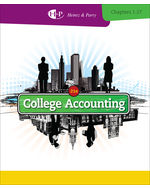 College Accounting, …,9781285055411