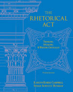 The Rhetorical Act: …,9780495091721