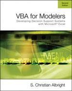 VBA for Modelers: De…, 9780495106838
