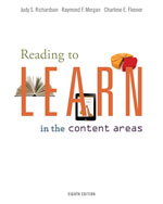 Reading to Learn in …, 9781111302733