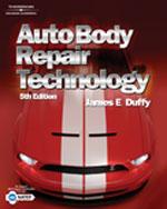 Auto Body Repair Tec…, 9781418073534