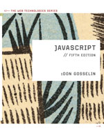 JavaScript: The Web …,9780538748872