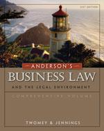 Bundle: Anderson's B…,9781111081980
