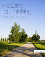 Reading for Thinking…