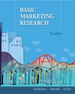 Basic Marketing Rese…,9781439041390
