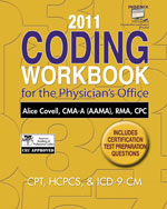 2011 Coding Workbook…, 9781111307356