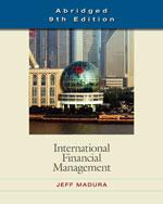 International Financ…, 9780324593471