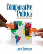 Comparative Politics…, 9781111341930