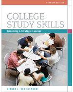 College Study Skills…,9780495913511
