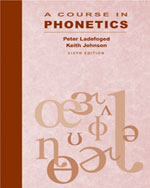 Course in Phonetics …