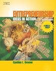 Workbook for Entrepr…,9780538436021