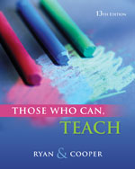 Those Who Can, Teach…, 9781111830281