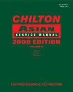 Chilton Asian Servic…, 9781428322172