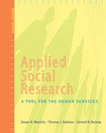 Applied Social Resea…, 9780840032058
