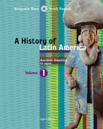 A History of Latin A…, 9780618783205