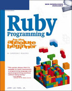 Ruby Programming for…,9781598633979
