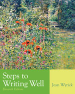 Steps to Writing Wel…,9781439083956