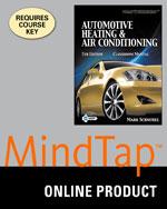 MindTap® Automotive,…