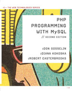 PHP Programming with…,9780538745840