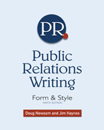 Public Relations Wri…,9781439082720