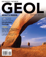 Bundle: GEOL (with E…, 9781111490140