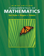 Fundamentals of Math…,9780495012535
