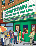 Downtown Basic: Work…, 9781424016709