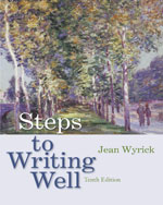 Steps to Writing Wel…,9780495899075