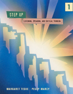 Step Up 1: Audio CD
