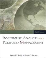 Investment Analysis …,9780324289039