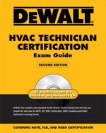 DEWALT® HVAC Technic…,9780979740305