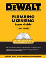 DEWALT® Plumbing Lic…, 9781111135522