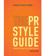 The PR Styleguide: F…,9781111348113
