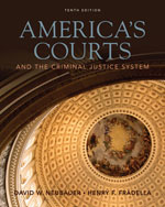 America's Courts and…,9780495809906