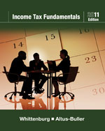 Income Tax Fundament…, 9780538469197